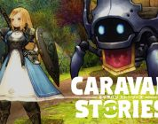 Caravan Stories é um MMORPG Mobile Cross-platform