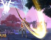"Paladin é a nova classe do Mobile MMORPG ""Crusaders of Light"""