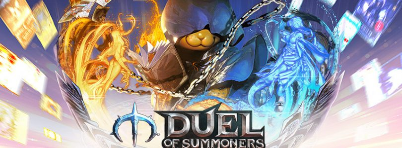 """Duel of Summoners"" o novo TCG da Nexon vai estar disponivel na Steam em breve!"