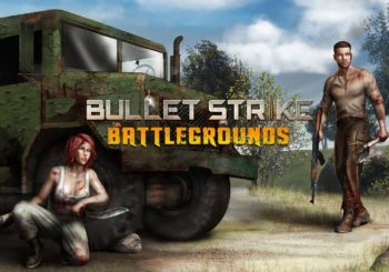 Mobile - Bullet Strike: Battlegrounds abre seu pré-registro!
