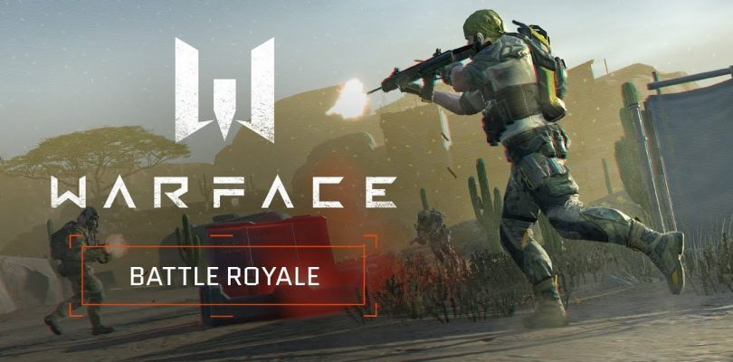 Modo Battle Royale de Warface chegou