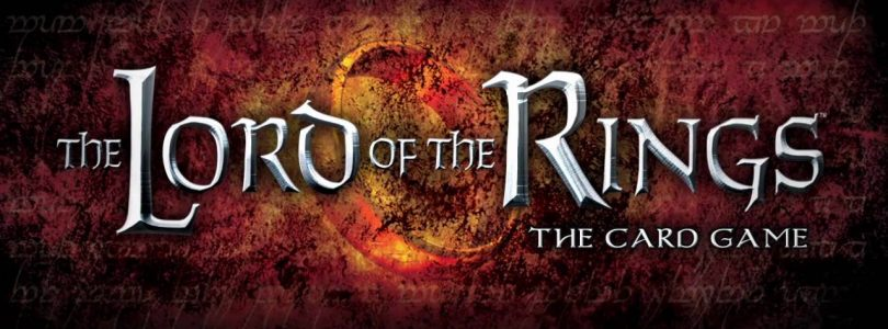 Anunciado The Lord of the Rings Living Card Game