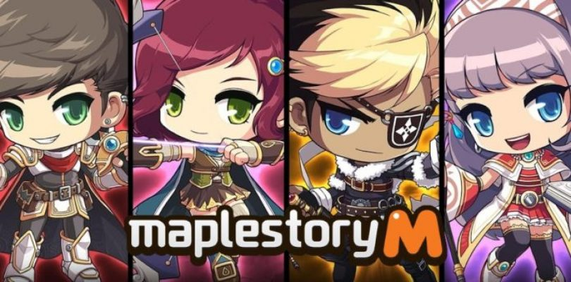 "Mobile – A Beta Global de ""Maple Story M"" começou no Android!"