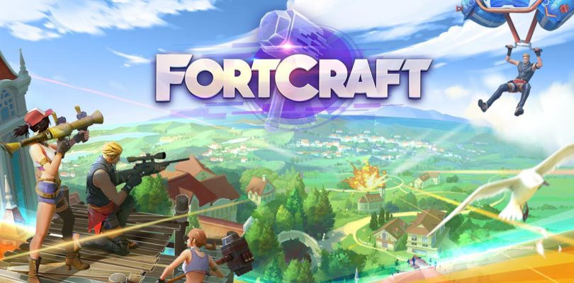 """FortCraft"" é o Fortnite Mobile da NetEase!"