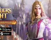 "Mobile – Crusaders of Light recebe a update ""Battle for Karanvale""."