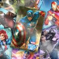 Mobile – TCG Marvel Battle Lines ganha trailer na Comic Con!