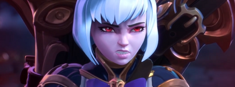 "Heroes of the Storm – ""Orphea"" é a nova personagem do jogo!"