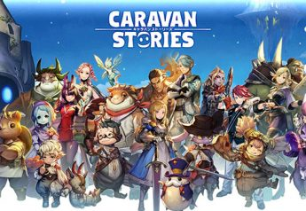 "MMO Cross-Plataform ""Caravan Stories"" chega ao PS4 no Japão!"