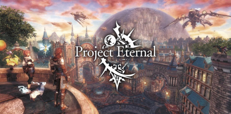 "Mobile – Asobimo revela novo vídeo e informações do ""Project Eternal"" com o inicio do Closed Beta no japão!"
