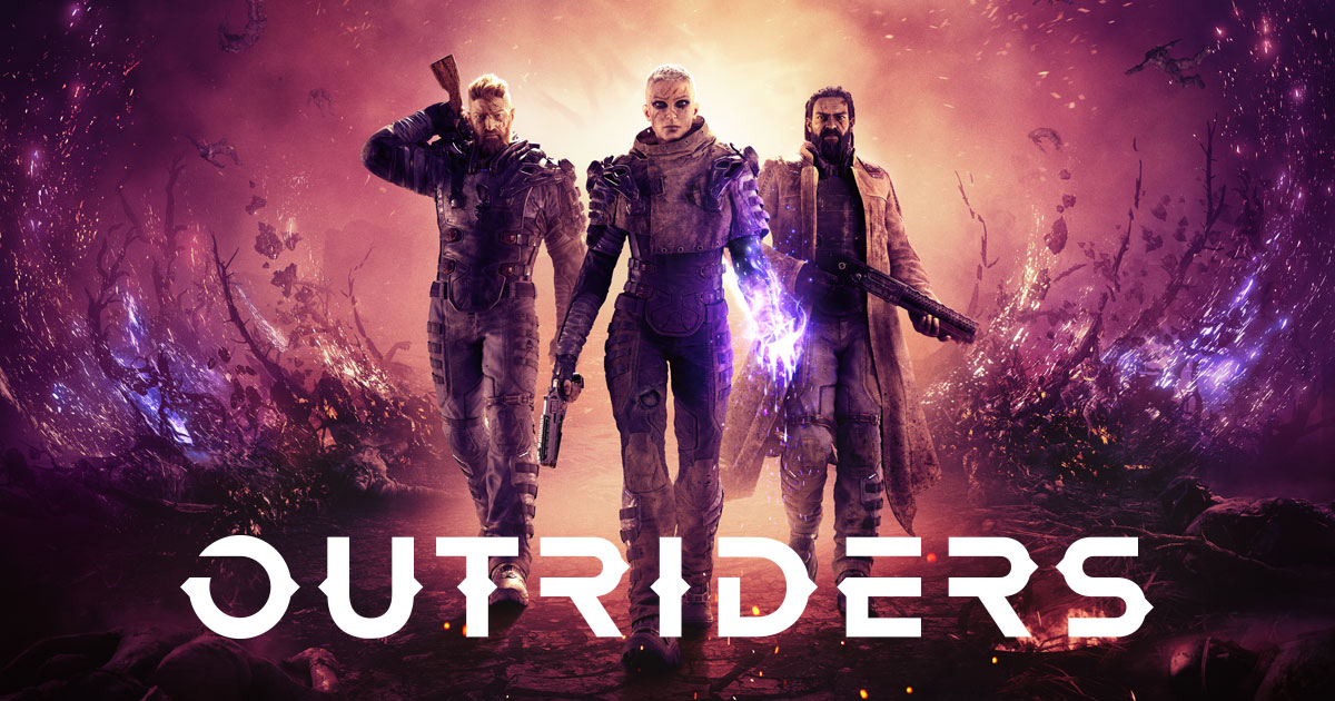 OUTRIDERS - Gaming Lab